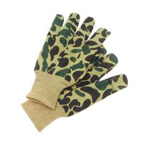 Camouflage Jersey Glove