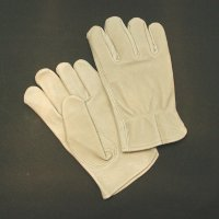 Pig Grain Leather Drivers Glove